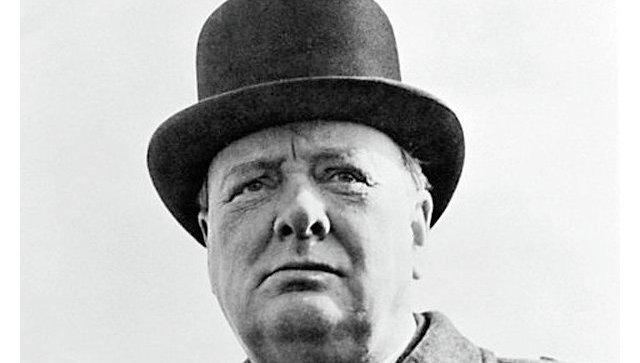 ВСША наторгах продали недокуренную сигару Черчилля