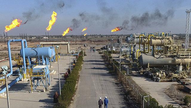 Ирак подписал соглашение с Ираном об экспорте нефти из Киркука