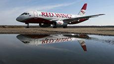 Самолет авиакомпании Red Wings. Архивное фото