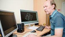 Руководитель Лаборатории компьютерного моделирования лекарственных средств ЮУрГУ Владимир Потемкин