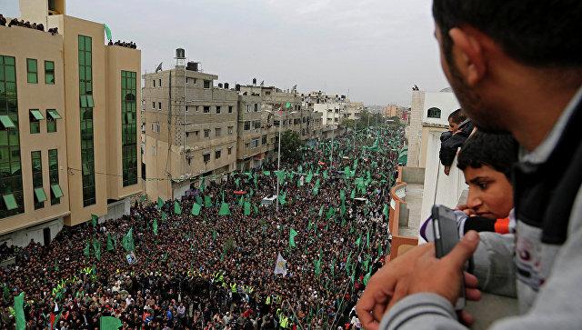 Движение ХАМАС обвинило США в«вопиющем» вмешательстве вдело палестинского примирения