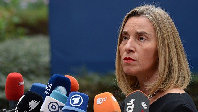 ЕС опасается эскалации напряженности вокруг святынь Иерусалима и в регионе