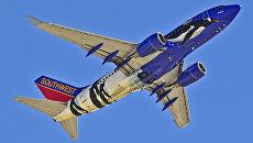 Самолет авиакомпании Southwest Airlines. Архивное фото
