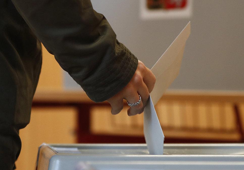 Парл выборы в чехии