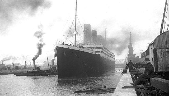 Письмо пассажира «Титаника» продали за $166 тысяч