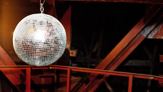 Диско-шар. Архивное фото