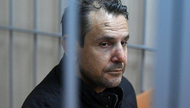 """Напавшего на журналистку """"Эхо Москвы"""" признали невменяемым"""