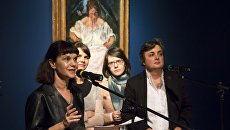 Открытие выставки Хаима Сутина в Пушкинском музее