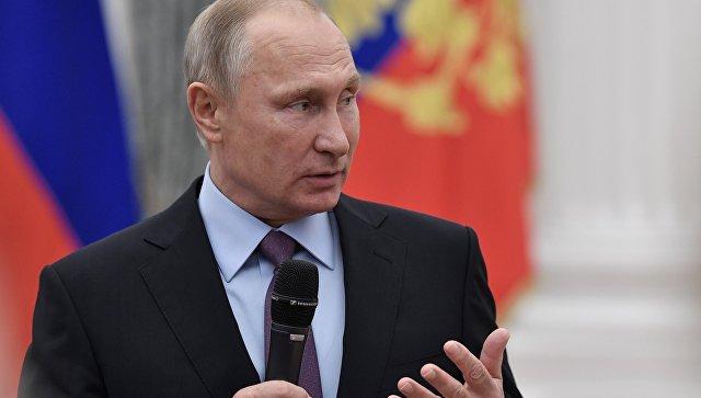 Путин призвал пограничников размышлять о«чистоте собственных рядов»