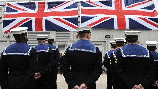 """Британия увеличит присутствие на севере Атлантики из-за """"российской угрозы"""""""