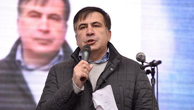 Саакашвили всуде обжаловал указ Порошенко олишении украинского гражданства