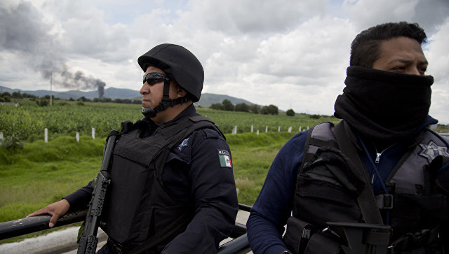 ВМексике бандита убили вовремя пластической операции