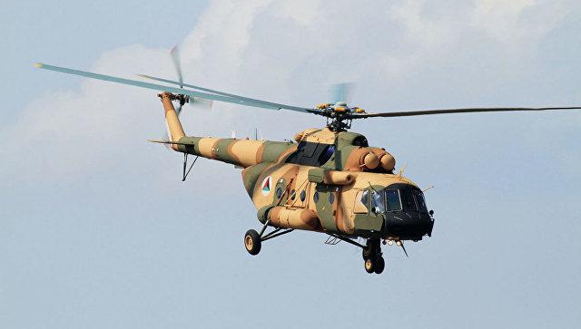 Российская Федерация поставит вТаиланд вертолеты Ми-17В-5