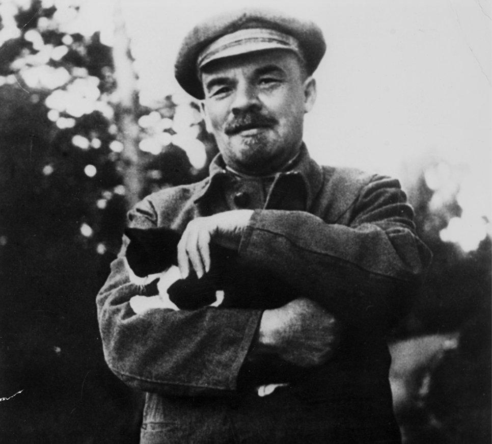 Редкие фотографии Владимира Ильича Ленина покажут вОксфорде