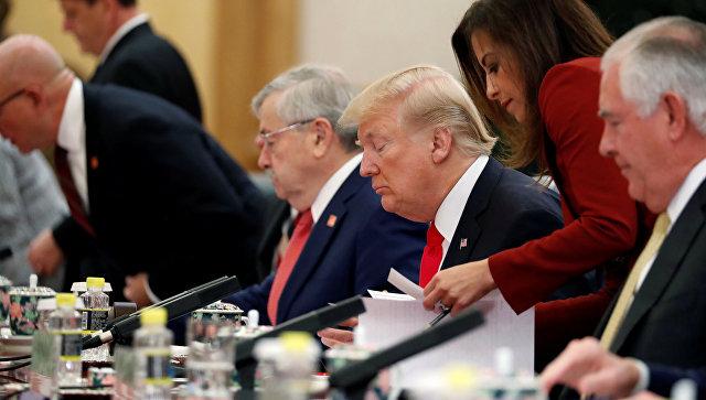 Трамп иСиЦзиньпин подписали торговые соглашения на $9 млрд.