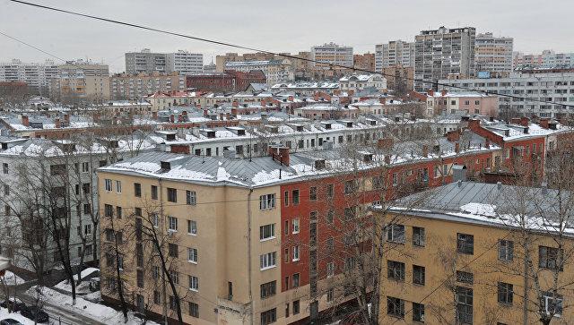 Дома «Буденовского городка» в столице, попавшие вреновацию, сохранят