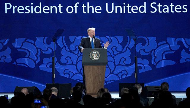 Трамп не приехал на встречу лидеров стран АТЭС