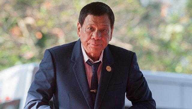 Президент Филиппин признался вуголовных злодеяниях
