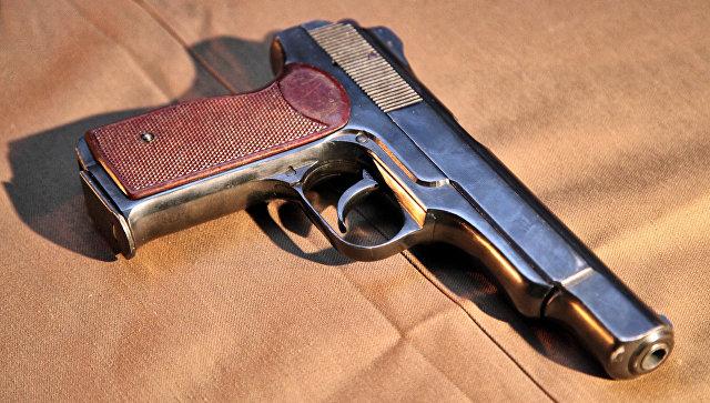 Автоматический пистолет Стечкина. Архивное фото