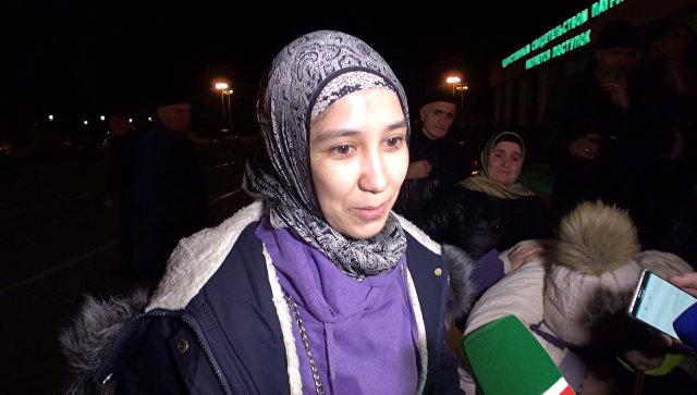 Пережила все ужасы на земле – вернувшаяся из Сирии жена боевика