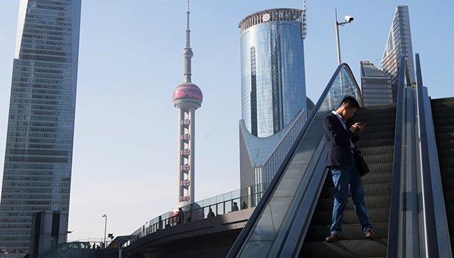 Шанхай, КНР. Архивное фото