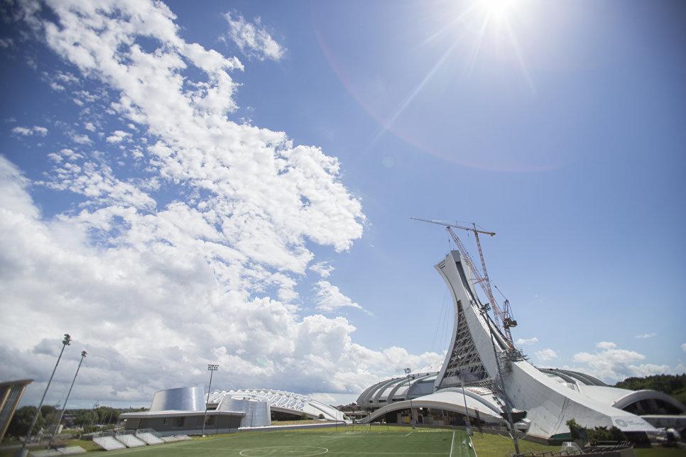 Стадион Монреаля