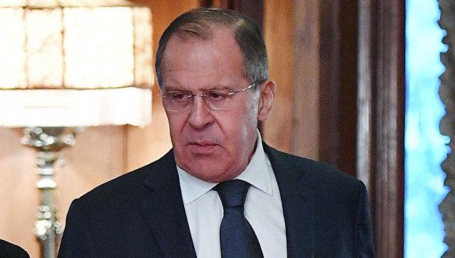 Лавров назвал проект резолюции США поОЗХО-ООН вСирии неприемлемым