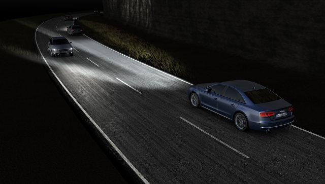 Автомобили марки Audi