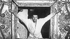 Артист Виталий Шаповалов в роли Понтия Пилата. Архивное фото