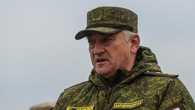 Новый командующий ЦВО едет вЕкатеринбург принимать дела