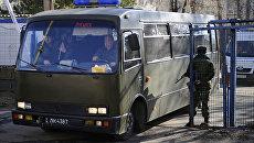 Обмен пленными между ЛНР и Киевом