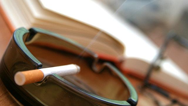 Десять сигарет вдень вызывают психоз