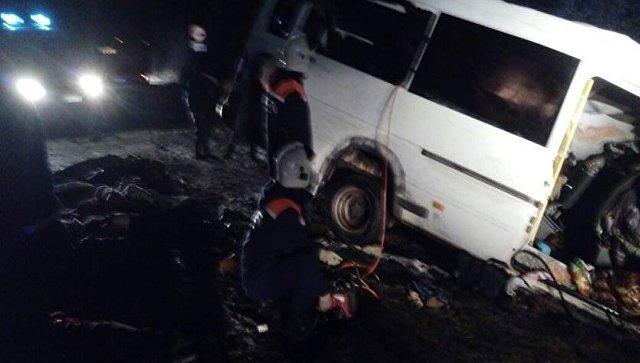 Росстандарт проверит производителя микроавтобусов после крупного ДТП вМарий Эл