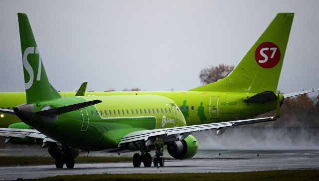 Авиакомпания S7 подаст жалобу в ФАС из-за цен на топливо