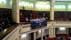 Активисты организации Традиция и порядок требуют ареста Николая Скорика