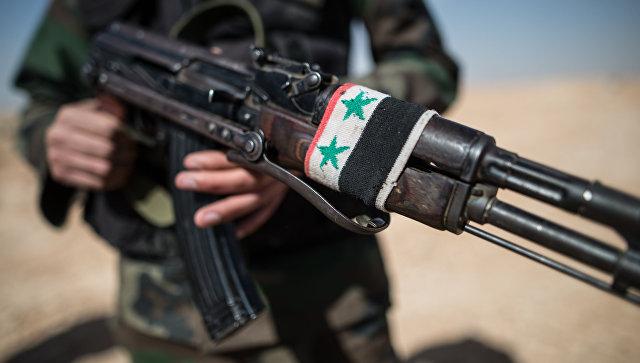 В Дамаске предотвратили атаку набитого взрывчаткой автомобиля