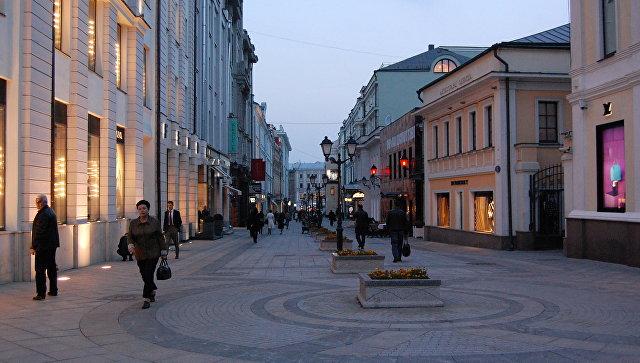 Столешников проулок - все еще самый дорогой в Российской Федерации