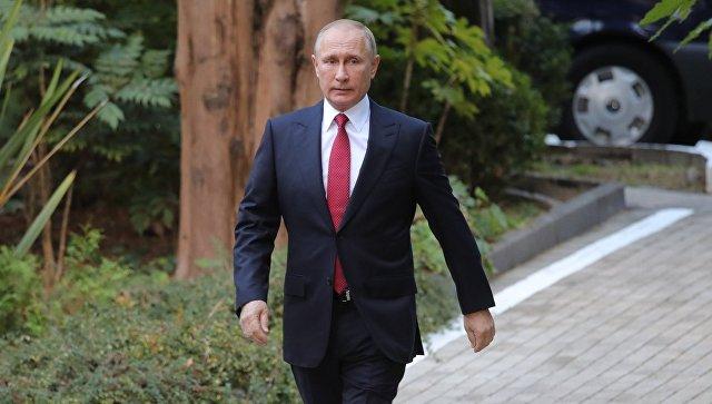 Путин: договоренности с Ираном и Турцией ускорят урегулирование в Сирии