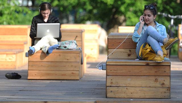 Бесплатный Wi-Fi появится в12 парках и70 музеях столицы