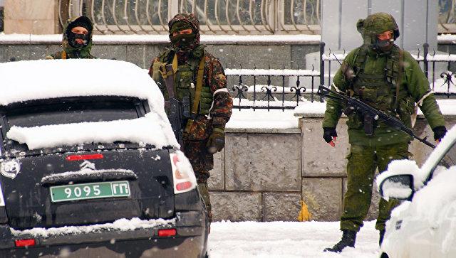 Кремль 2-ой день отказывается реагировать нараскол вОРЛО