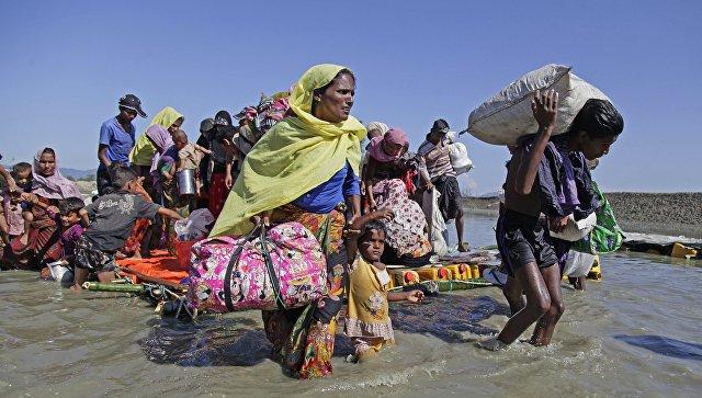 «Врачи без границ» сообщили о гибели девяти тысяч рохинджа в Мьянме за месяц
