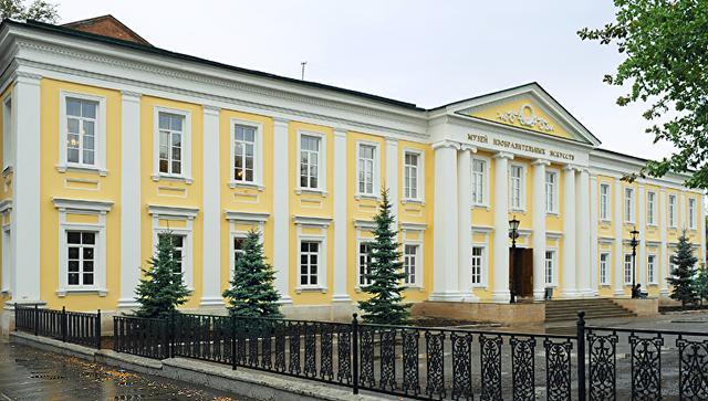 Оренбург. Архивное фото