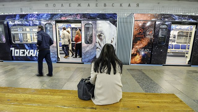 В столице закроют наремонт один извыходов метро «Полежаевская»
