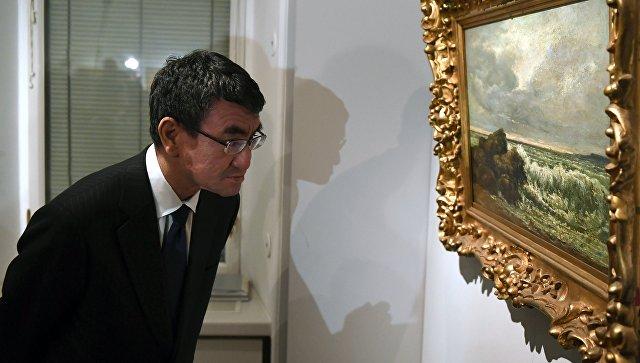 Шедевры изобразительного искусства РФ иЯпонии смогут увидеть граждане 2-х стран