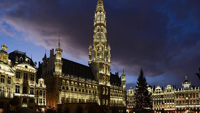 Историческая площадь Гран-Плас в центре Брюсселя. Архивное фото