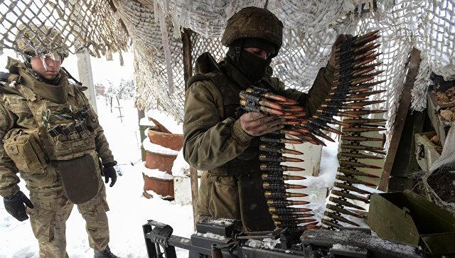 ДНР отказалась мириться соккупацией украинскими националистами 2-х сел
