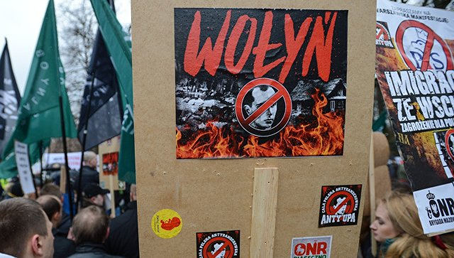 Сенат Польши принял закон о запрете «бандеровской идеологии» в стране
