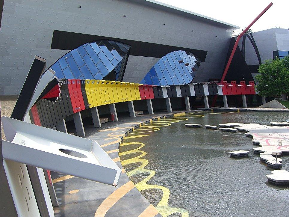 Национальный музей Австралии, Канберра, Австралия