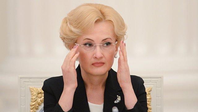 """Яровая: Россия не будет втягиваться в """"безудержную"""" гонку вооружений"""