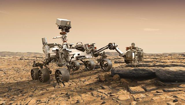 Следующий ровер НАСА может посетить сразу две точки на Марсе